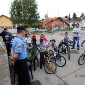 Održana Mala škola biciklizma