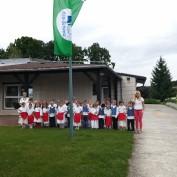 Dječji vrtić : Podizanje zelene zastave