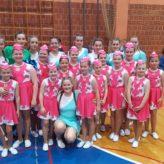 Zlatarbistričke mažoretkinje u pripremi za europsko prvenstvo