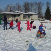 Snježne radosti u vrtiću