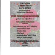 Pozivamo Vas: Večer poezije i pjesme povodom Dana žena