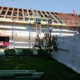 Početak radova na rekonstrukciji krovišta doma kulture u zlatar bistrici