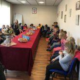 """Obilježavanje dječjeg tjedna: """"Ježići"""" u posjeti Načelniku općine"""