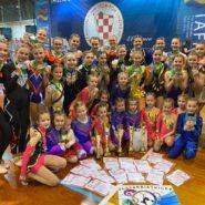 Zlatarbistričke mažoretkinje državne prvakinje u sedam kategorija