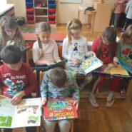 Obilježavanje Mjeseca knjige u dječjem vrtiću