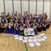 Zlatarbistričke mažoretkinje ponovno državne prvakinje