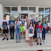 Podjela svjedodžbi, pohvalnica i nagrada za učenike