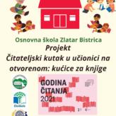 Suradnja Općine Zlatar Bistrica i OŠ Zlatar Bistrica u projektu